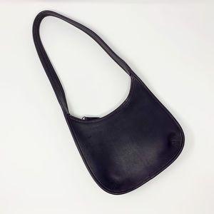 Coach   Vintage Ergo Hobo Leather Shoulder Bag